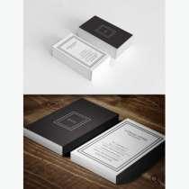 Печать визиток и листовок, в Москве
