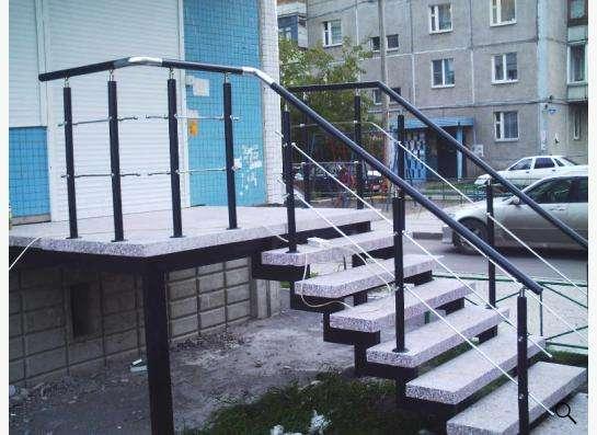 Крылечки в Красноярске