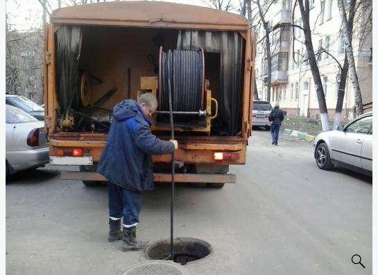 Прочистка канализации круглосуточно ! в Омске фото 3