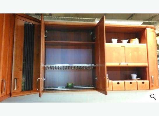 Кухня из массива берёзы в Ярославле фото 5