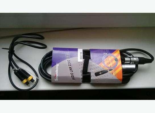 XLR кабель 5 метров