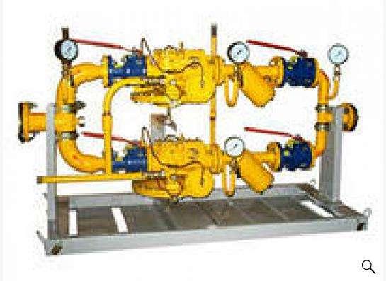 Шкаф ГРПШ,сигнализаторы,фильтры,клапаны.Учёт-контроль газа в Твери Фото 2