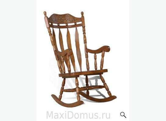 Кресла-качалки для дома и дачи в Санкт-Петербурге Фото 1
