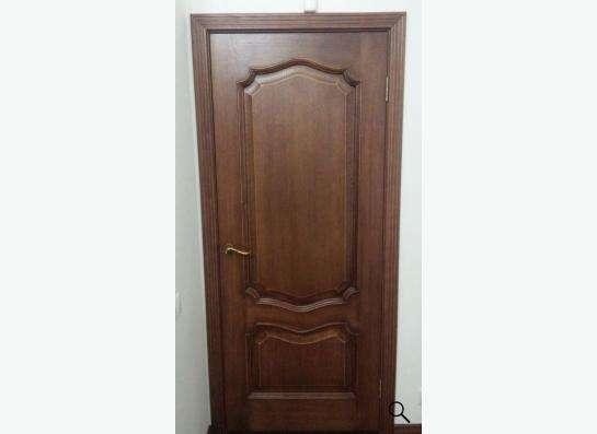 Установка дверей в Москве Фото 3
