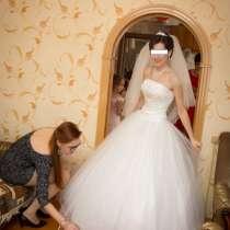 Красивое свадебное платье, в Нижнем Новгороде