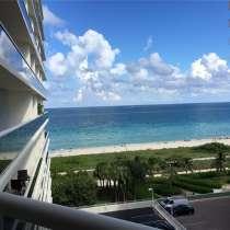 Квартира в Серфсайде с видами на океан, в г.Майами-Бич