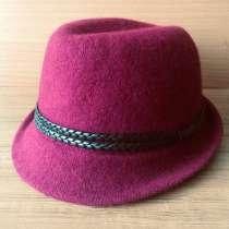 Шляпка очень красивого цвета. Новая, в Липецке