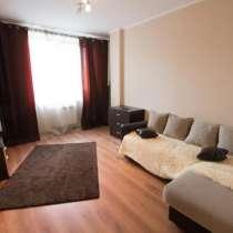 Сдается посуточно однокомнатная квартира со всеми удобствами, в Ейске