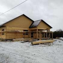 Строительство брусовое каркасное, в Красноярске
