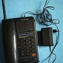 Радиотелефон Panasonic KT-TC423RU-B, в Новосибирске