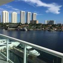 Квартира с панорамным видом в Санни-Айлс, в г.Майами