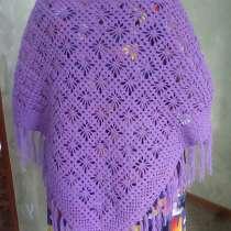 Шаль-платок, в Бору