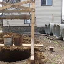 Копаем колодцы, канализации, траншеи, чистка, в г.Брест