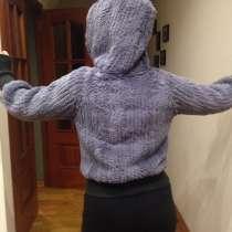 Куртка меховая вязанная беличья, в Перми