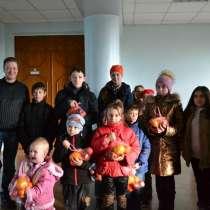 Акция продолжается.«Подари фрукты деткам Донбасса», в г.Донецк