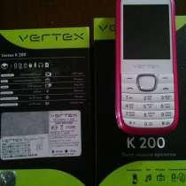 Vertex K 200, в Калининграде