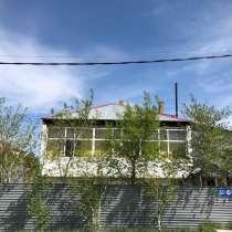 Продам дом или обменяю на 3х ком. кв, в г.Астана