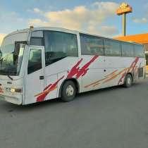 Пассажирские перевозки. Аренда автобуса с водителем, в Магнитогорске