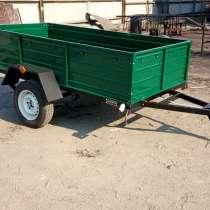 Купить легковой прицеп Днепр-210х130 от завода с доставкой!, в г.Николаев