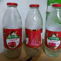Бутылка стеклянная 1 литр, в Ижевске
