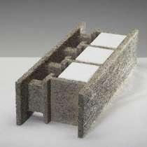Стеновые блоки БРИЗОЛИТ. 1000х250х380, в Сургуте