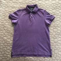 Фиолетовое поло Gap мужское, в Москве