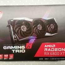 Radeon RX 6800 XT GAMING, в г.Russi