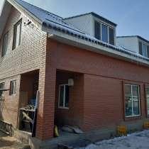Продаётся жилой 2-х уровневый кирпичный дом, в г.Алматы