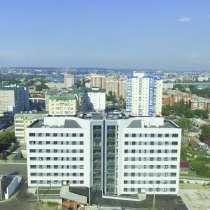 1-ком квартира евростандарт с кухней 38 кв. м, в Иркутске