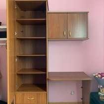 Шкаф с письменным столом, в Омске