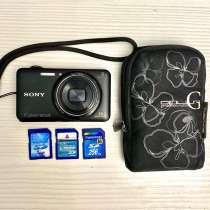 Фотоаппарат Sony cyber- shot dsc-w80, в Москве