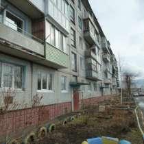 Продается четырехкомнатная квартира, микр. Загородный, 7, в Омске