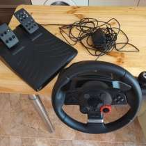 Игровой руль Logitech Driving Force GT, в г.Торревьеха