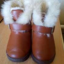 Зимние сапоги, размер 25, в Таганроге