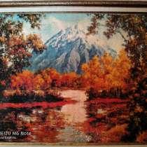 Алмазная картина Горная река, в Челябинске