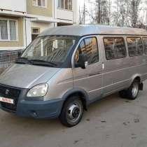 Автобус Газель на заказ, в Самаре