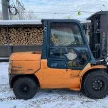 Вилочный погрузчик toyota 5 тонн дизель, в Видном