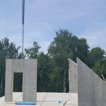 Производство модульных домов из цементно-стружечных панелей, в г.Рига