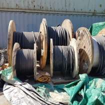 Разный кабель провод с хранения дорого куплю, в Омске
