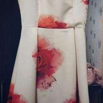 Продам белое красивое платье), в г.Аксу