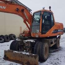 Продам колесный экскаватор Doosan sollar 160W-V, 2007 г/в, в Кирове
