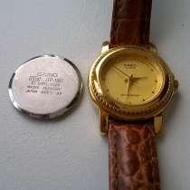 Часы CASIO оригинал пр. Япония, в Верхней Пышмы