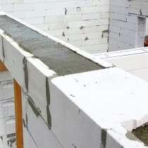 Возведение стен из блоков и кирпичей, в г.Минск