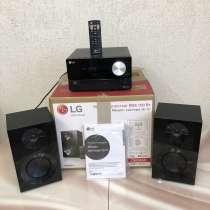 Микросистема Hi-Fi LG CM 2460, в Воронеже