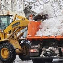 Уборка и вывоз снега, в Люберцы