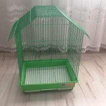 Продам клетку для попугая, в Кемерове