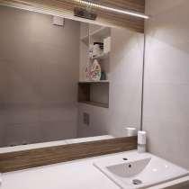 Установка зеркала в ванной, в г.Брест