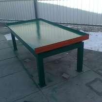 Продаю вибростол размер 1 м на 2 м вибраторы 2 штуки по 0.75, в г.Бишкек