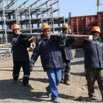Разнорабочие-строители Вахта Москва от 15 дней, в Краснодаре
