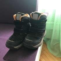 Зимние ботинки на мальчика REIMATEC р.28, в Москве
